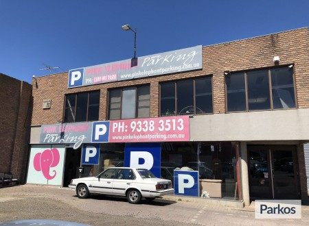 Pink Elephant Parking photo 1